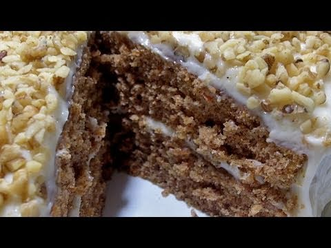 Homemade Carrot Cake Recipe Moist Bakery Style