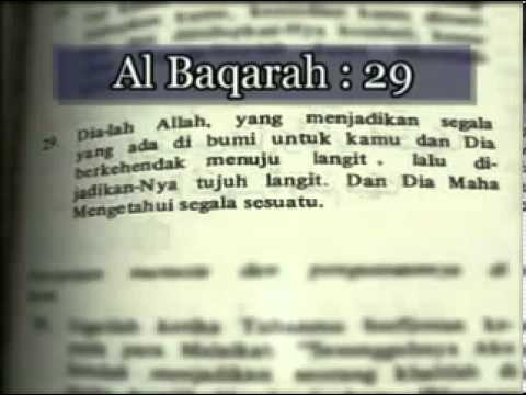Keajaiban Al Quran Part  05 of 14)   YouTube