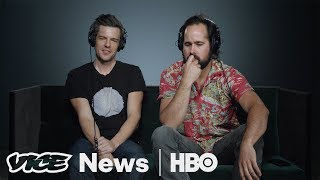The Killers New Music Corner Ep. 2: VICE News Tonight (HBO) - VICENEWS