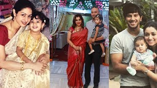 Tollywood Celebrities With Their Kids Unseen Images | Tollywood Updates - RAJSHRITELUGU