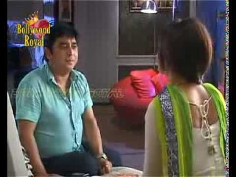 On location of TV Serial ''Madhubala'' Talks between Madhu & Bittu