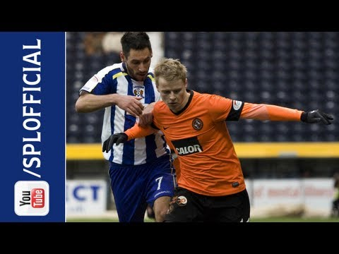 Dazzling Skill By Gary Mackay-Steven, Kilmarnock 2-3 Dundee United, 19/01/2013