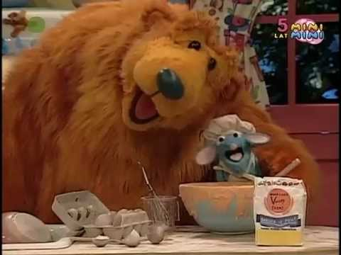 Niedźwiedź w dużym niebieskim domu - Najwspanialszy dom