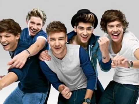 My Favourite Band - One Direction :)
