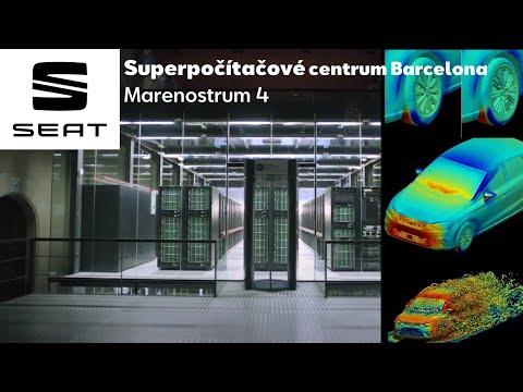 Autoperiskop.cz  – Výjimečný pohled na auta - Superpočítače usnadňují optimalizaci aerodynamiky