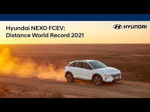Autoperiskop.cz  – Výjimečný pohled na auta - Hyundai NEXO podruhé překonal světový rekord v dojezdu