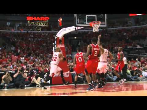 Derrick Rose Highlights vs Hawks (Game 5, 2011 Playoffs) [HD]