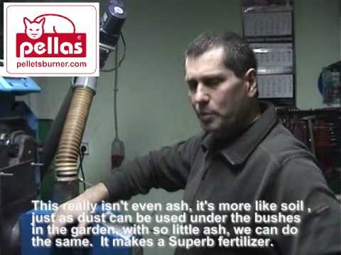 PellasX - palnik na pellet, pellet burner, pelety, pellets brannare, pellet