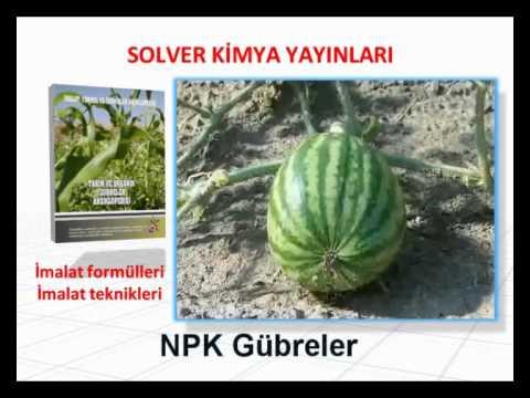 Tarım ve Organik Gübreler Ansiklopedisi