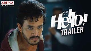 HELLO! Trailer    Akhil Akkineni, Kalyani Priyadarshan II Vikram K Kumar II Akkineni Nagarjuna - ADITYAMUSIC