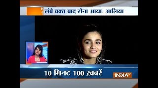 News 100 | 19th October, 2017 - INDIATV
