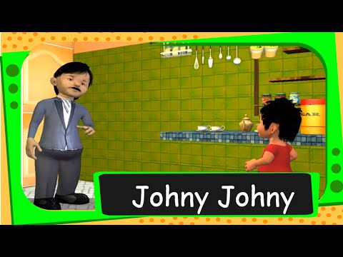 Rhymes - Johny Johny Yes Papa