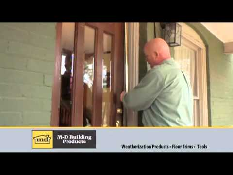 Door Jamb Weatherstripping 