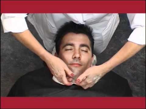 02-Men's Facial Massage and Treatments