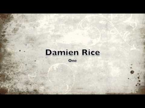 Damien Rice - One (U2 Cover)