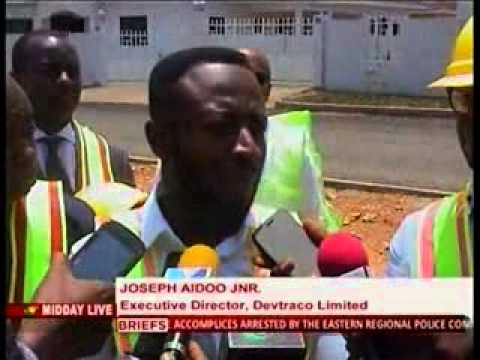 Midday Live - Govt to Partner with Private Sector on Housing Defici - 12/3/2014