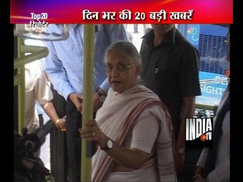 Liquor rates hiked by Delhi CM Sheila Dikshit
