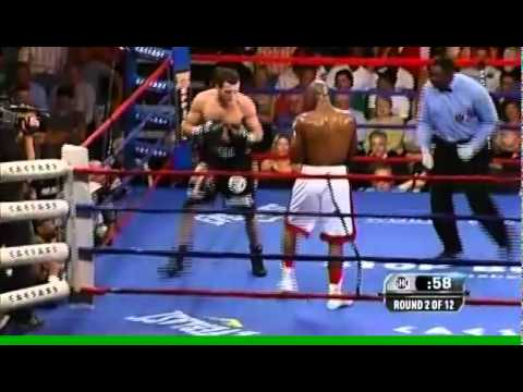 Carl Froch vs Glen Johnson - Part 1 of 4