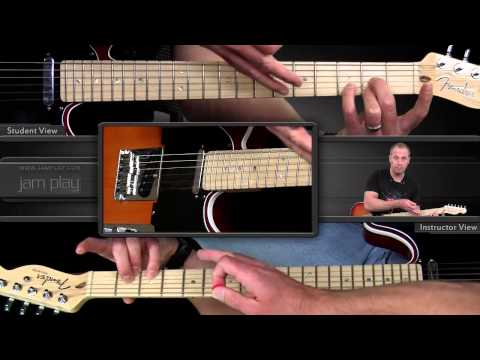 Beginner Guitar Lesson - Basic Major Chords