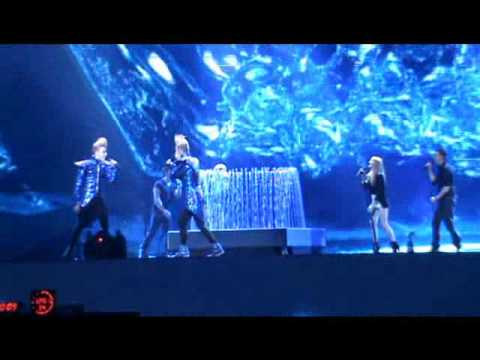 Ireland: 1st rehearsal Eurovision 2012 / Jedward - Waterline