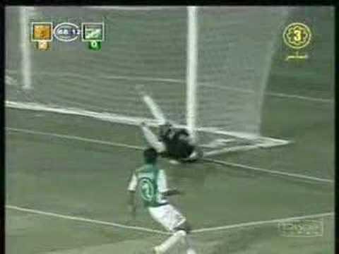 Qadsia vs Al-Arabi ( Bader Al-Mutawa Goal) 0:27