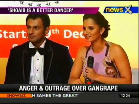 Sania-Shoaib to say 'Nach Baliye' - NewsX