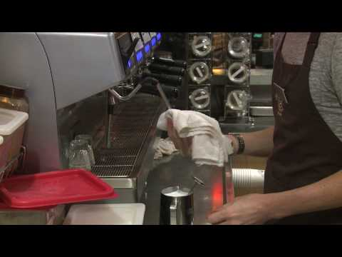 The Barista Training video
