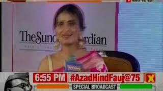 Fatima Sana Shaikh and Chitrangada Singh on Women of Steel | EDM - NEWSXLIVE