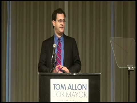 Tom Allon Education Address Part 4 of 4