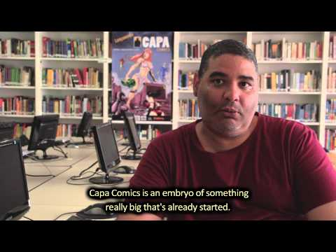 Capa Comics | Highlights, Duque de Caxias
