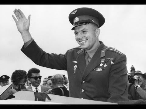 Ю.А. Гагарин о Храме Христа Спасителя и Триумфальной арке