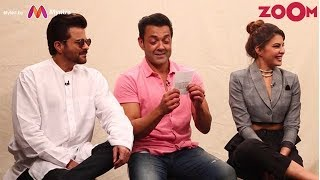 Jacqueline And The Race 3 Team React To The Memes About The Films Trailer - ZOOMDEKHO