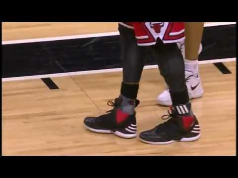 Derrick Rose vs Spurs (29-2-12)