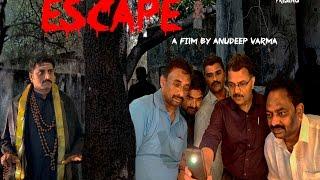 Escape || Telugu Latest Short Film by Anudeep Varma - YOUTUBE