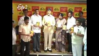 Tech Savoy ChandraBabu To Introduced 3D Campaigning - ETV2INDIA