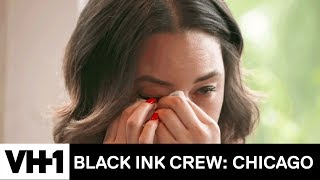 Kat & Ryan Get Emotional Talking About Their Friendship | Black Ink Crew: Chicago - VH1