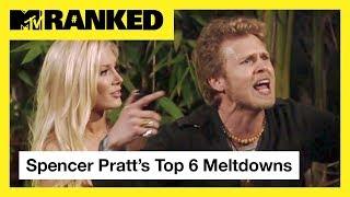 Spencer Pratt's Top 6 Meltdown Moments from 'The Hills' | MTV Ranked - MTV