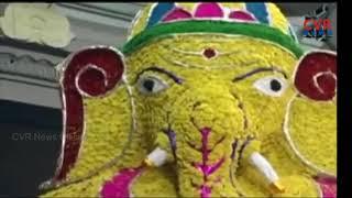 All Set For Kanipakam Varasiddhi Vinayaka Brahmotsavam   CVR NEWS - CVRNEWSOFFICIAL