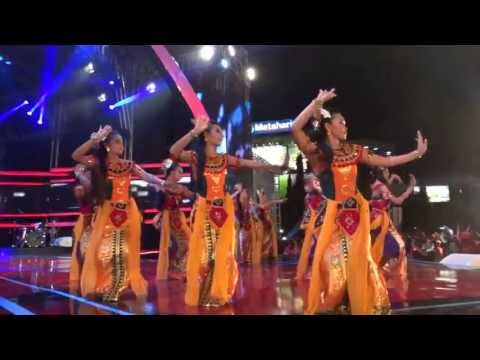 Suwe Ora Jamu - Kontemporer Dance @ Semarang Night Carnival, 3 May 2013