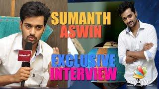 I Learnt It From Prabhas : Sumanth Ashwin - IGTELUGU