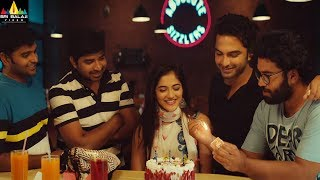 Ee Nagaraniki Emaindi Theatrical Trailer | Vishwak Sen, Sai Sushanth, Tharun Bhascker - SRIBALAJIMOVIES