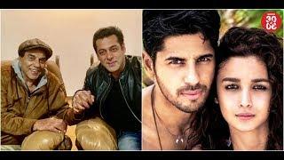 Salman To Shoot A Song For 'Yamla Pagla Deewana 3' | 'Sadak' Sequel Shelved Due To Sid-Alia's Split? - ZOOMDEKHO