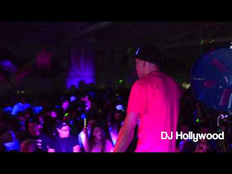 Gig Log DJ D-Deluxe And DJ Hollywood Djing - Over 1500+ People Showed Up (Sixx-Pak Entertainment®)