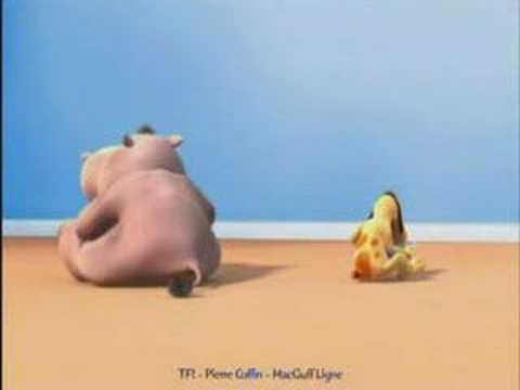 Hipopotamo da peidos (versão em portugues)