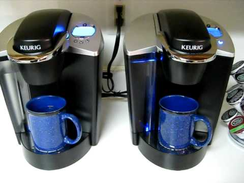 Keurig B60 Sound Comparison of Loud and Quiet Models