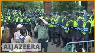 🇺🇸 Anti-racists to counter 'Unite the Right 2' in DC | Al Jazeera English - ALJAZEERAENGLISH