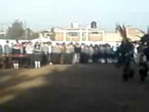 Danzas Prehispanicas en Calixtlahuaca