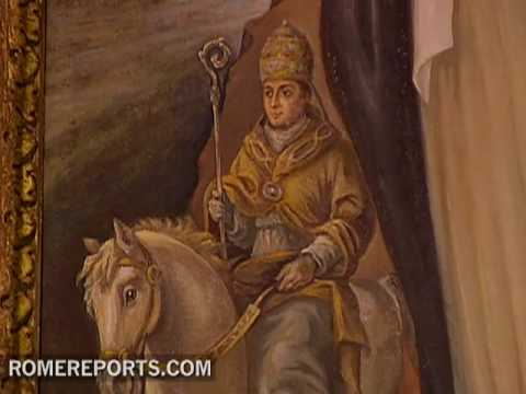 Rome molds experts on the rebel saint, Saint Catherine of Siena
