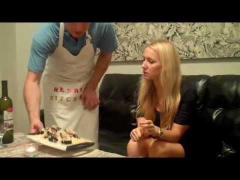 Henry's Kitchen Part 5- How to Make Henry's Romantic Sushi for a Date