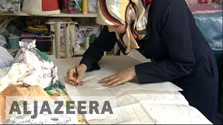 Syrian refugee women rebuild their lives in Turkey - ALJAZEERAENGLISH